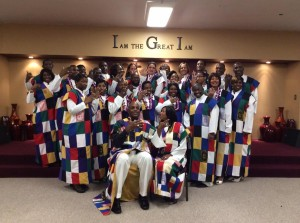 Sonship Class of 2013